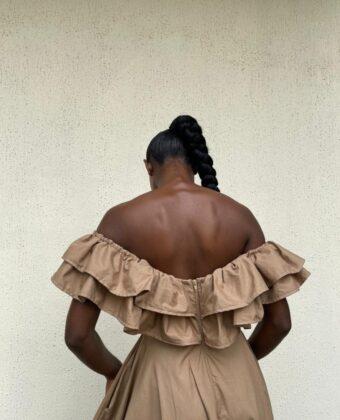 Ibilola Ogundipe Demi Dress