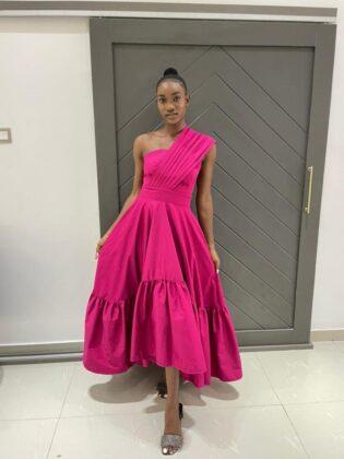 Zinnia Dress